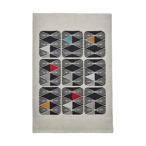 Vlnený koberec Think Rugs Inaluxe Night Sky, 150 x 230 cm