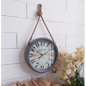 Nástenné hodiny Grand Hotel, 31 cm