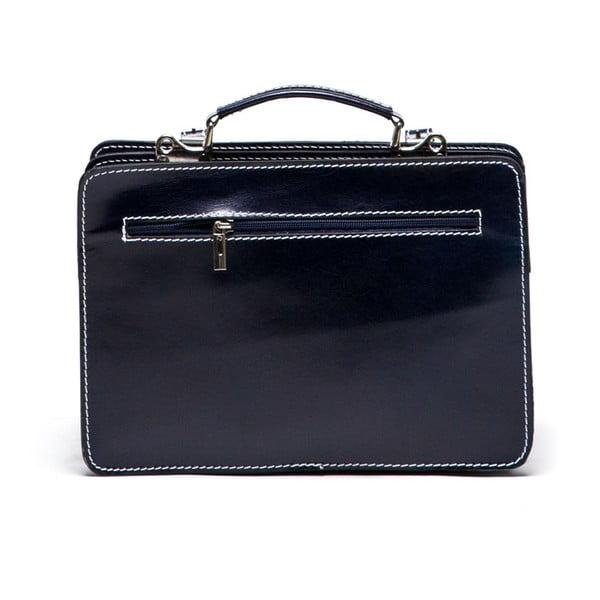 Kožená kabelka 309 Blu