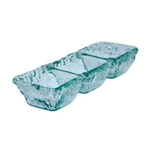 Miska na tapas z recyklovaného skla Ego Dekor