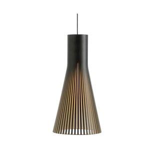 Závesné svietidlo Secto 4200 Black, 60 cm