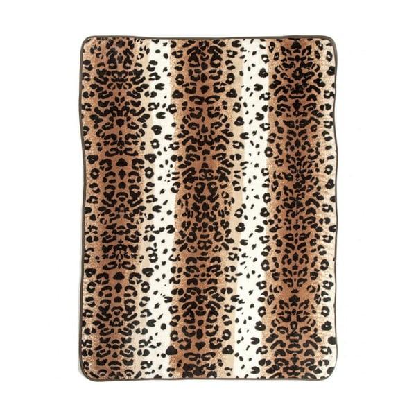 Deka Leopard, 150x200 cm