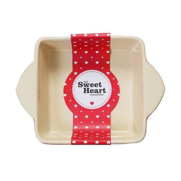 Zapekacia misa Premier Housewares Sweet Heart, 22 x 31 cm
