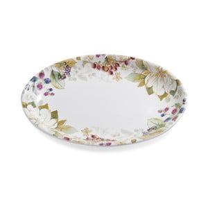 Servírovací tanier Fade Natasha, oválny