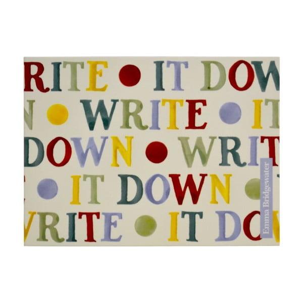 Lepiace štítky Write Down