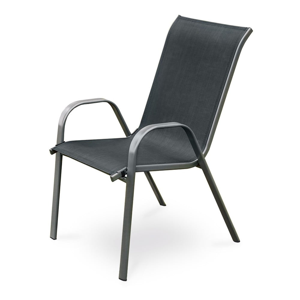 Stolička s kovovou konštrukciou Timpani Harbour / Kingston