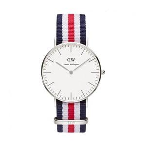 Dámske hodinky Daniel Wellington Canterbury Silver