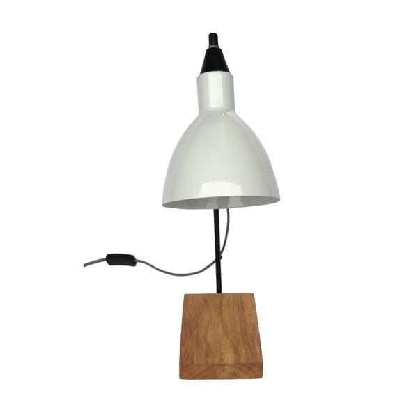 Stolová lampa Hampton White