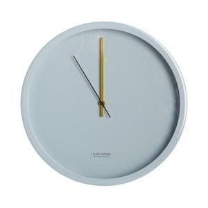 Nástenné hodiny Couture Gray, ⌀ 30 cm
