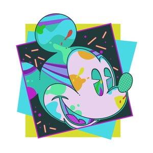Obraz Pyramid International Mickey Mouse Miami, 40 × 40 cm