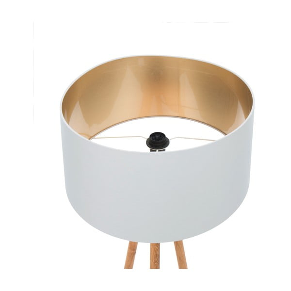 Stojacia lampa Gold Inside Gray