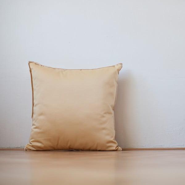Vankúš s výplňou Cream, 50x50 cm