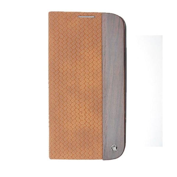 Obal na Samsung Galaxy S4 Wooden Case