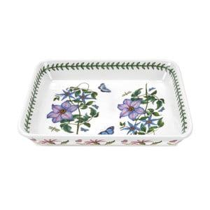 Porcelánová zapekacia mísa na lasagne Portmeirion, šírka 25 cm