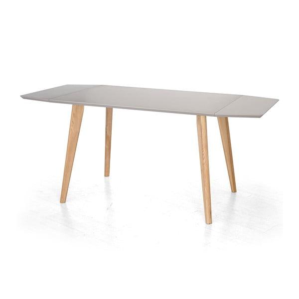 Rozkladací jedálenský stôl Geo, 125-180 cm