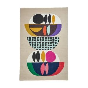 Vlnený koberec Think Rugs Inaluxe Neon, 150 x 230 cm