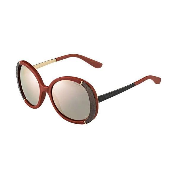 Slnečné okuliare Jimmy Choo Millie Rust/Grey