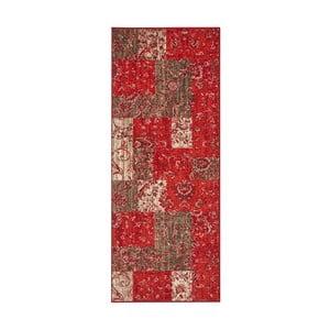Červený behúň Hanse Home Celebration Murro, 80 x 250 cm