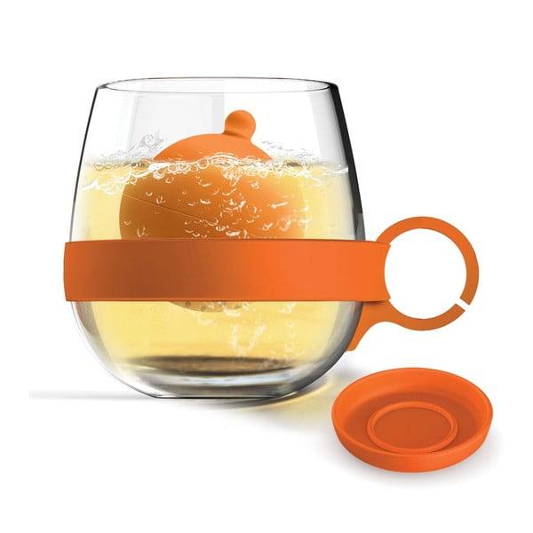 Hrnček Tea Ball, oranžový