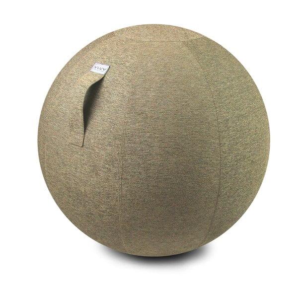 Béžová lopta na sedenie VLUV, 75cm