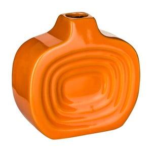 Váza Spring, oranžová