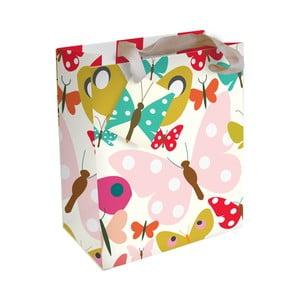 Darčeková taška Caroline Gardner Butterflies & Flowers