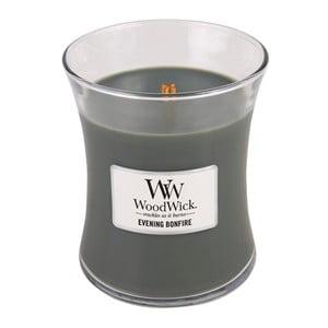 34756cc90 Sviečka s vôňou drevín Woodwick Večer pri táboráku, doba horenia 60 hodín