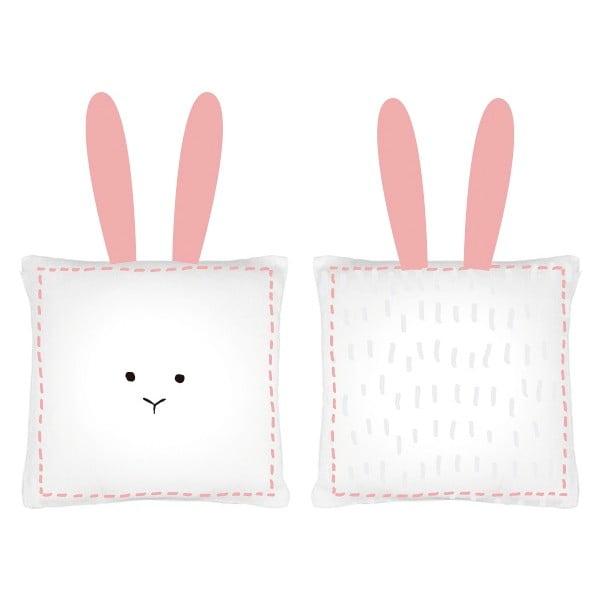 Vankúš Rabbit, 40 x 40 cm