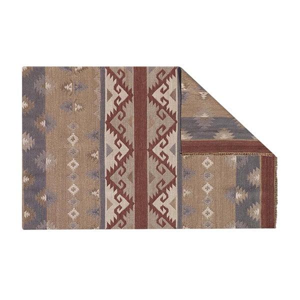 Vlnený koberec Kilim No. 706, 155x240 cm