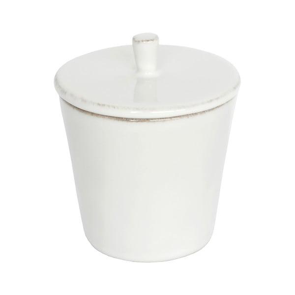Keramická cukornička Lisa 200 ml, biela
