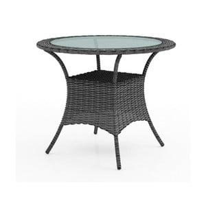 Sivý záhradný stôl Oltre Filip