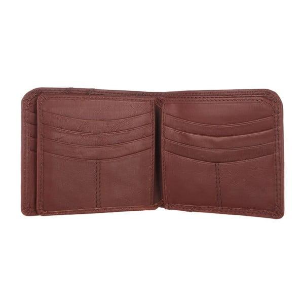 Kožená peňaženka Archie Natural Veg