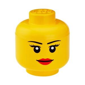 Úložný panáčik LEGO® Girl, Ø16,3cm