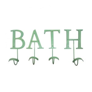 Dekoratívny vešiak Bath Mint