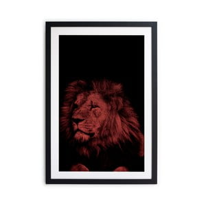 Obraz Really Nice Things Lion Roar, 40 × 60 cm