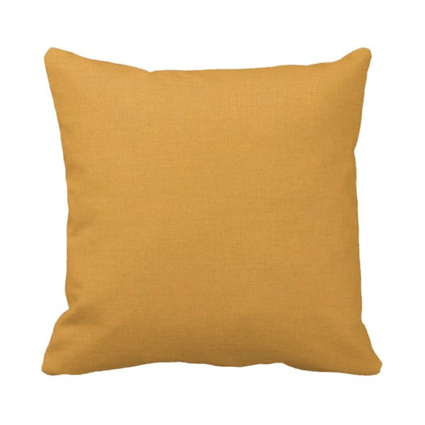 Vankúš Simple Orange, 43x43 cm