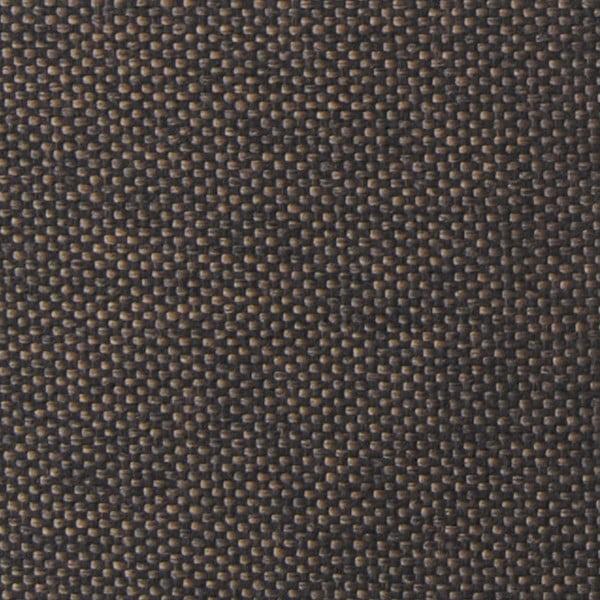 Dvojmiestna pohovka Miura Musa, hnedý textilný poťah
