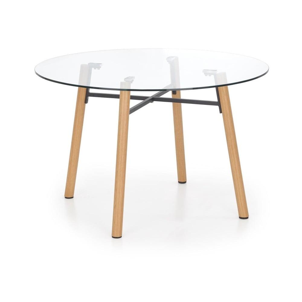 Jedálenský stôl Halmar Yukon, ⌀ 120 cm