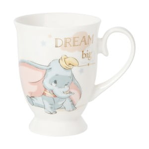 Keramický hrnček Disney Magical Beginnings Dumbo Dream Big, 284 ml