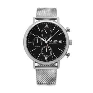 Pánske hodinky Monticello Richman Silver/Black