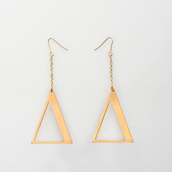 Náušnice Democracy Gold z kolekcie Geometry