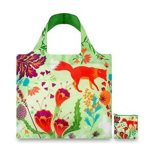 Skladacia nákupná taška Fox