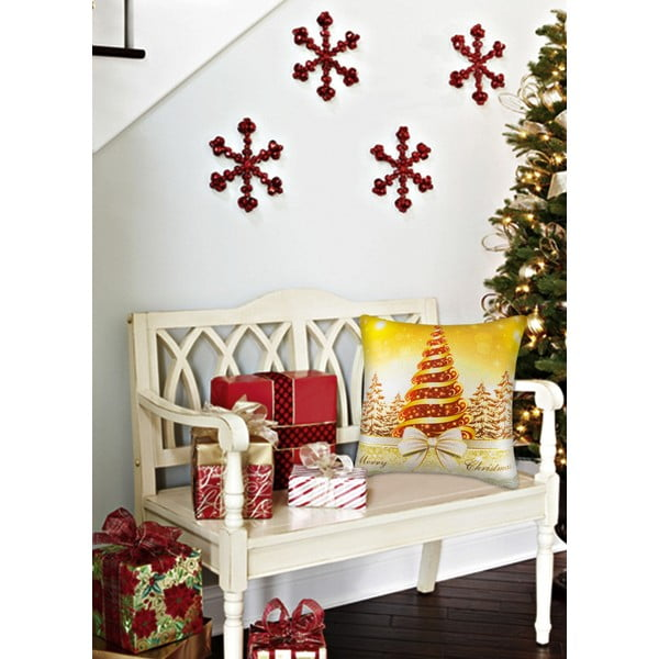 Vankúš Christmas V32, 45x45 cm