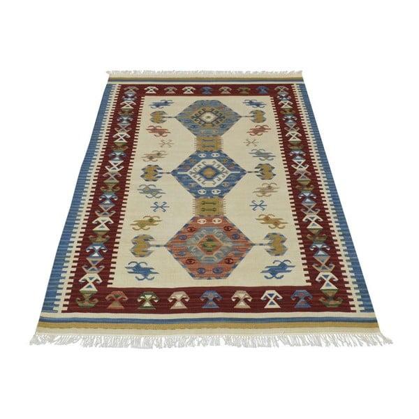Ručne tkaný koberec Bakero Kilim Classic AK05 Mix, 125 x 185 cm