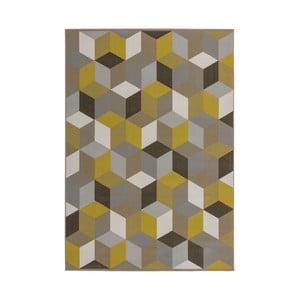 Koberec Stella 600 Yellow, 80x150 cm