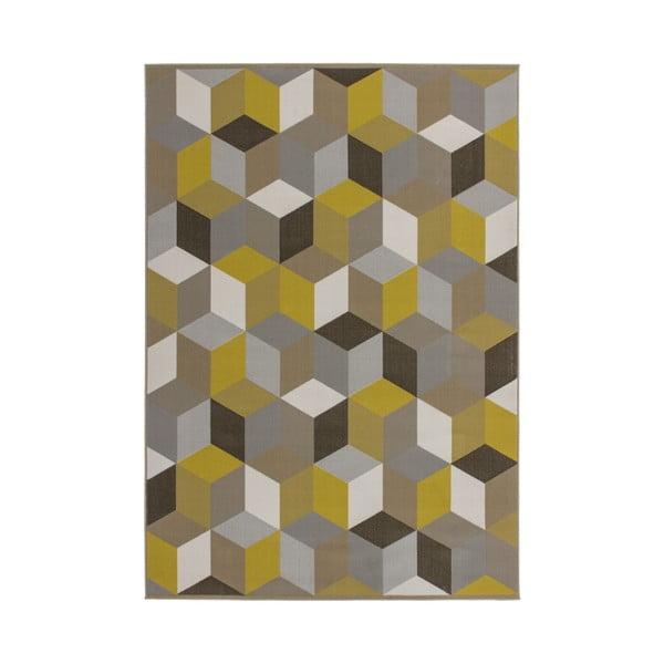 Koberec Stella 600 Yellow, 160x230 cm