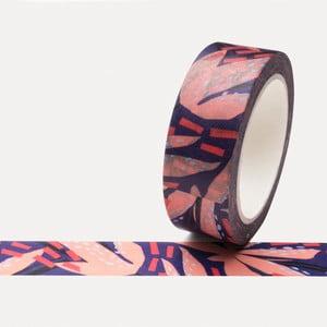 Washi páska U Studio Design Lily, dĺžka 4 m