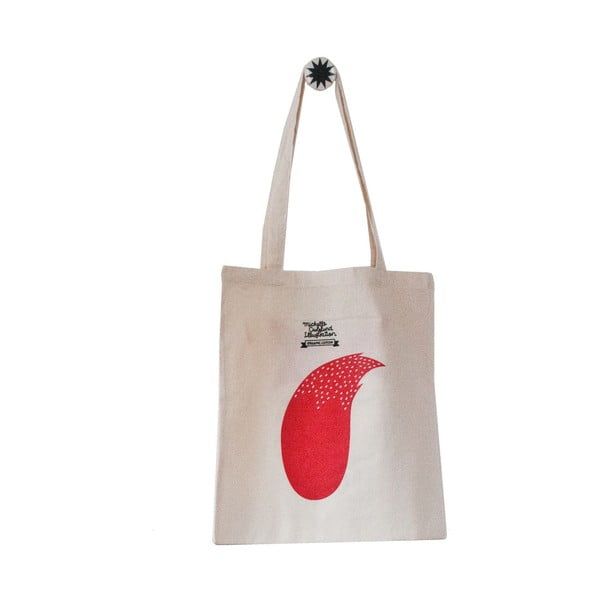 Bavlnená taška Foxy