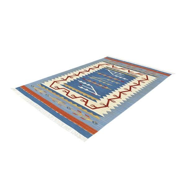 Ručne tkaný koberec Bakero Kilim Classic AK03 Mix, 75 x 125 cm