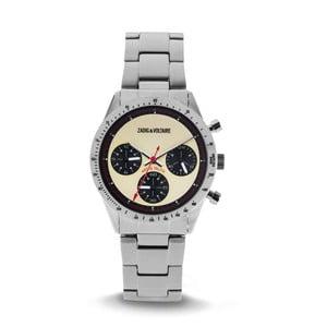 Dámske hodinky striebornej farby Zadig & Voltaire Cozy